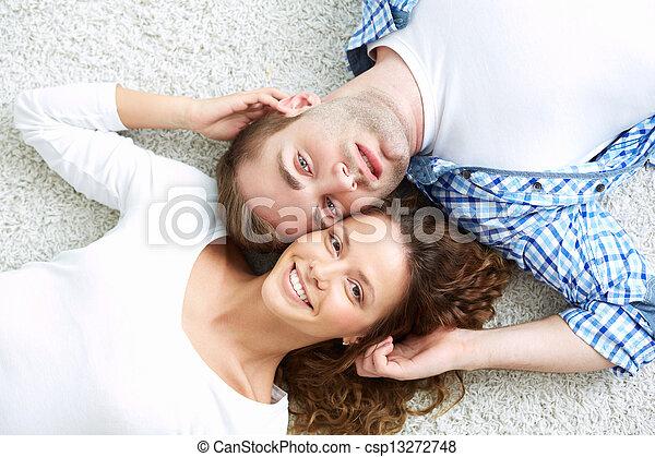 relacionamento, feliz - csp13272748