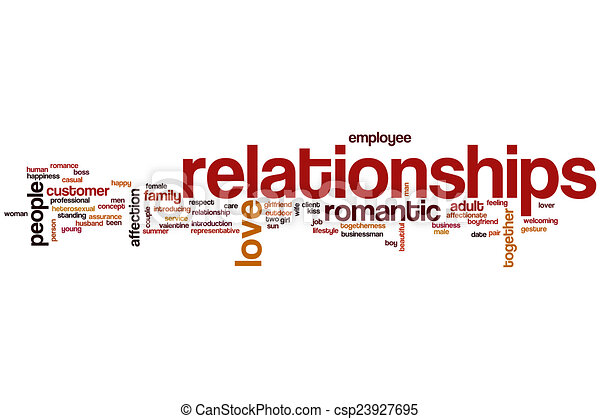 word pictures for relationship