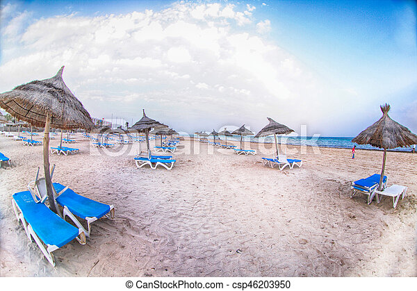 relax on the beach - csp46203950