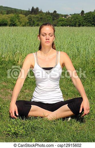 relaxamento - csp12915602