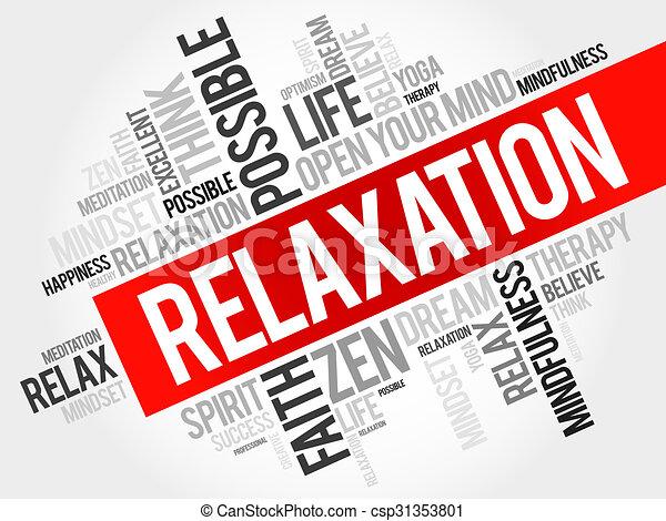 relaxamento - csp31353801