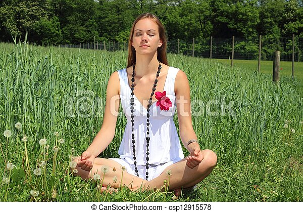 relaxamento - csp12915578
