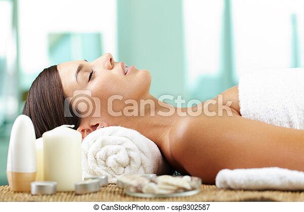 relaxamento - csp9302587