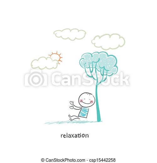 relaxamento - csp15442258