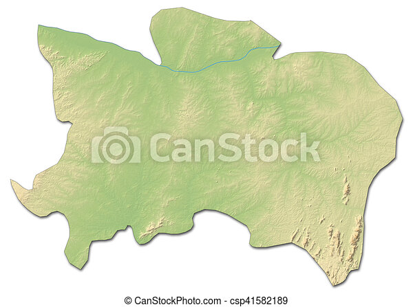 Relief map - Benue (Nigeria) - 3D-Rendering on map of plateau state, map of ogun state, map of abia state, map of colima state, map of borno state, map of bihar state, map of rivers state, map of gombe state, map of anambra state, map of ekiti state, map of nasarawa state, map of osun state, map of rio de janeiro state, map of bayelsa state, map of adamawa state, map of bay state, map of kaduna state, map of zamfara state, map of kogi state, map of enugu state,