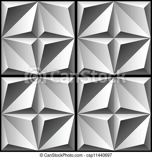 relief pattern vector - csp11440697