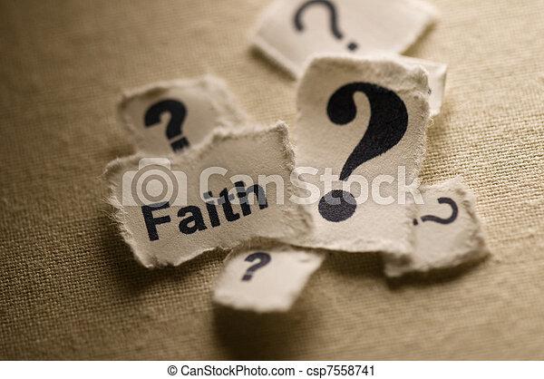 religião, conceito - csp7558741