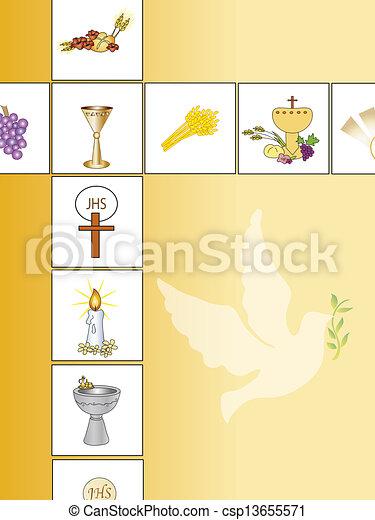 religion background - csp13655571