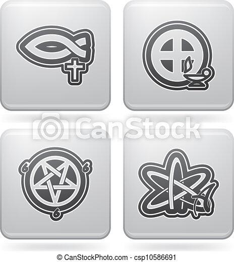 Religion - csp10586691