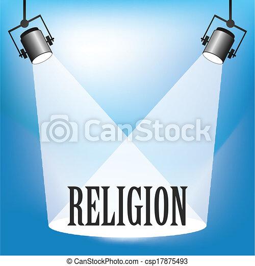 Religion - csp17875493