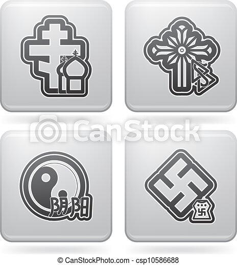 Religion - csp10586688