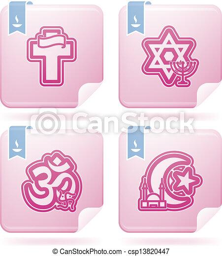 Religion - csp13820447