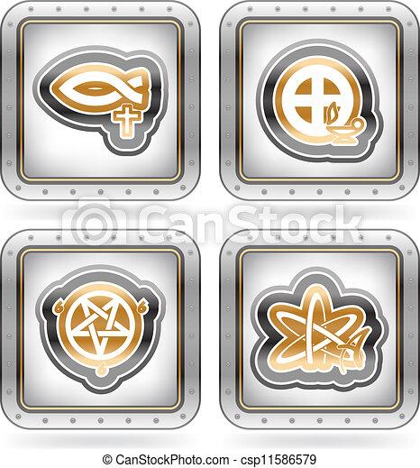 Religion - csp11586579