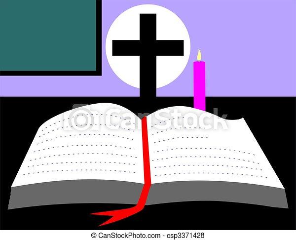 Religion - csp3371428