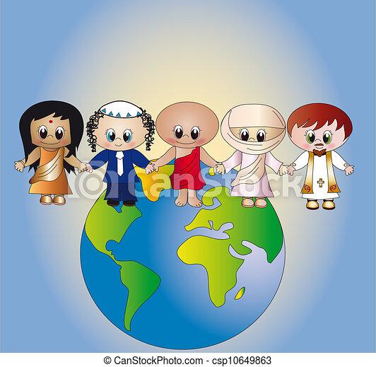 religions  - csp10649863