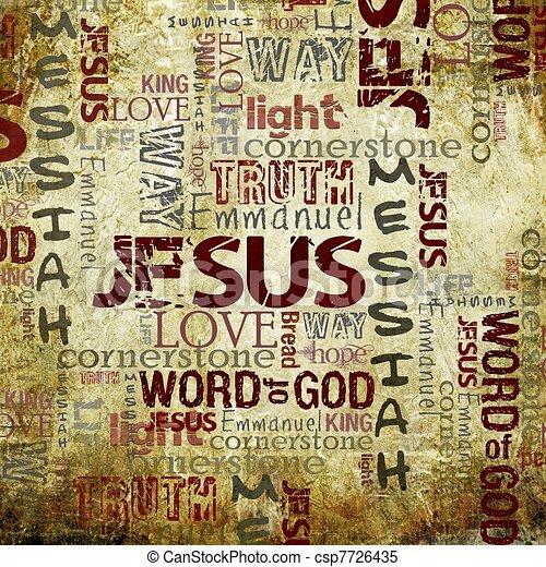 Religious Background  - csp7726435