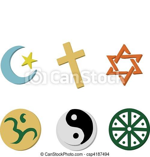 Religious Icons - csp4187494