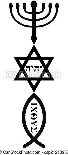 religious symbols - csp21213953