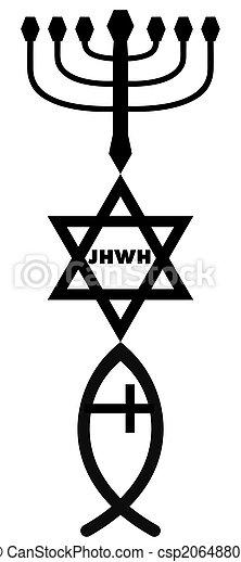 religious symbols - csp20648800