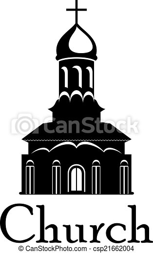 Religious temple or church csp21662004