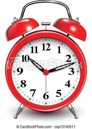 Reloj de alarma - csp13140511