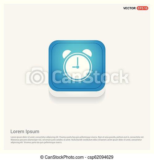 icono reloj cucú - csp62094629