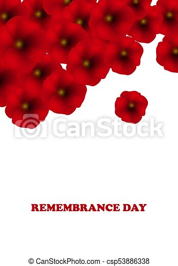 Remembrance day anzac day veterans day background with vectors remembrance day anzac day veterans day background with poppies lest we forget mightylinksfo