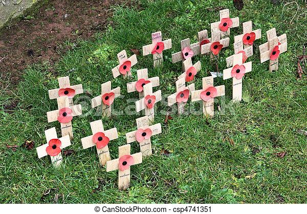 Remembrance - csp4741351