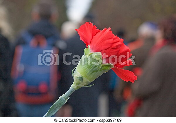 Remembrance Sobibor - csp6397169