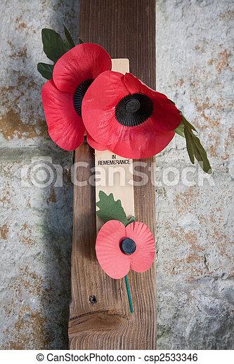 Remembrance - csp2533346