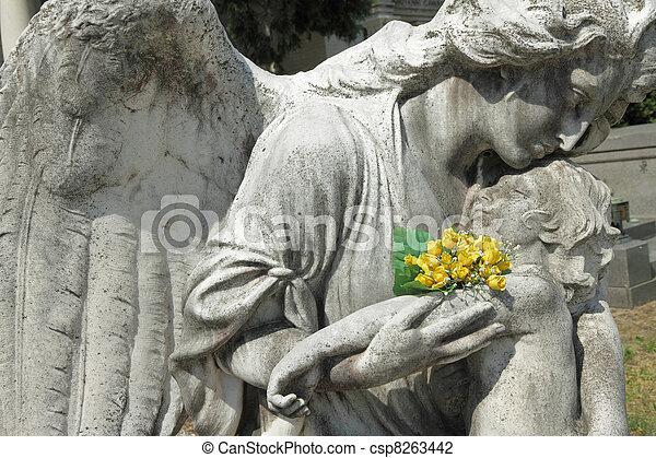 remembrance  - csp8263442