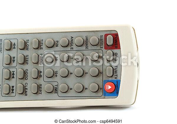 Remote control - csp6494591