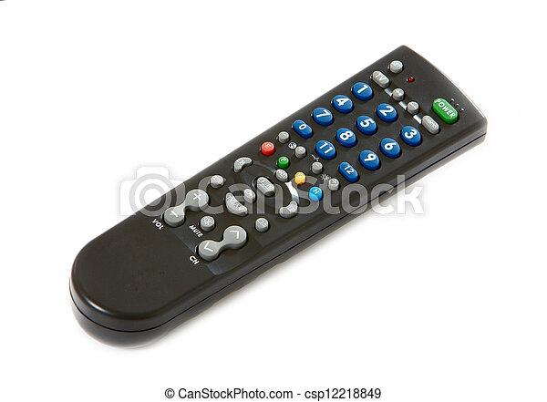 remote control - csp12218849