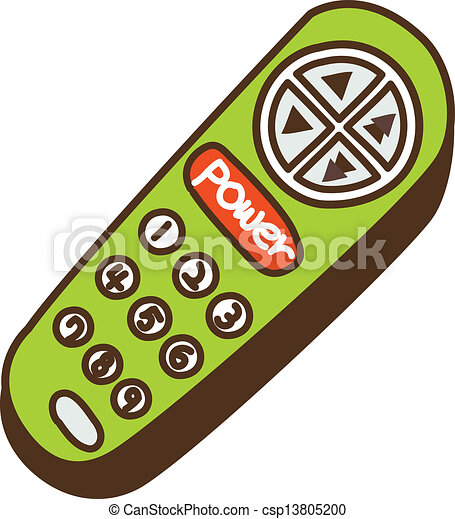 remote control vector clipart search illustration drawings and rh canstockphoto com TV Remote Control TV Remote Control