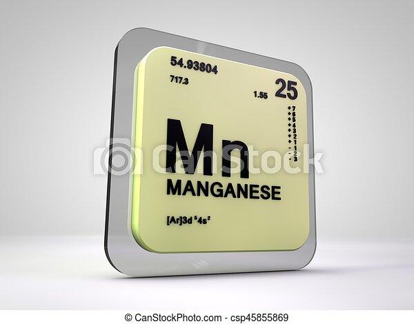 Render mn manganeso elemento qumico tabla ilustracin de render mn manganeso elemento qumico tabla peridica 3d urtaz Choice Image