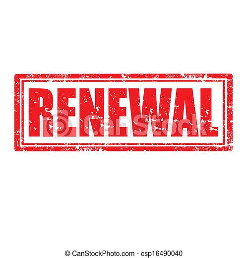 renewal-stamp - csp16490040