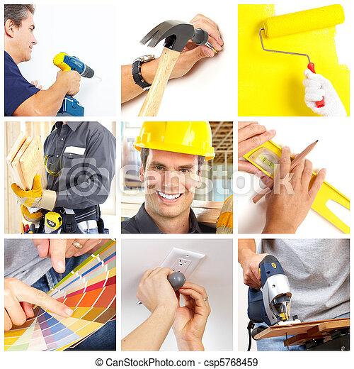 renovierung - csp5768459