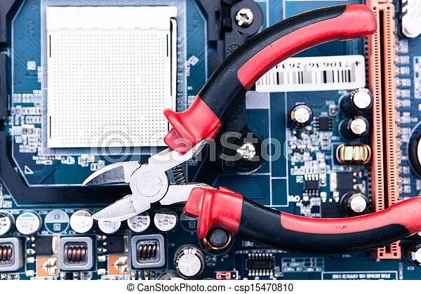repair and maintenance of computer - csp15470810