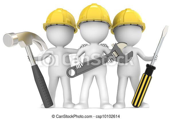 Servicio y reparación. - csp10102614