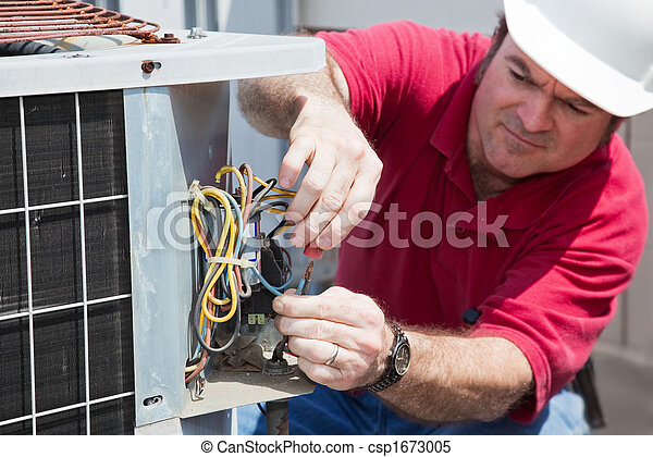 Repairing AC Compressor - csp1673005