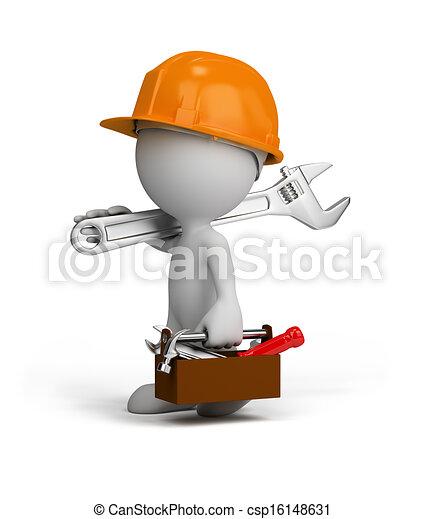 repairman  - csp16148631