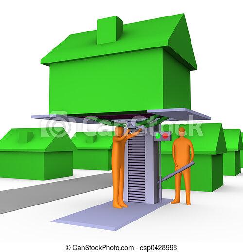 Reparación de negocios - csp0428998