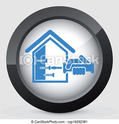 Reparación del hogar - csp16292381