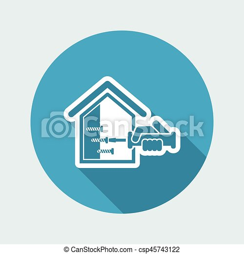 Reparación del hogar - csp45743122