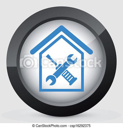 Reparación casera - csp16292375