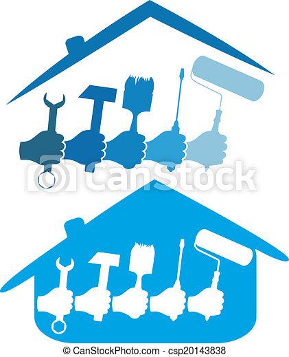 Reparación del hogar - csp20143838