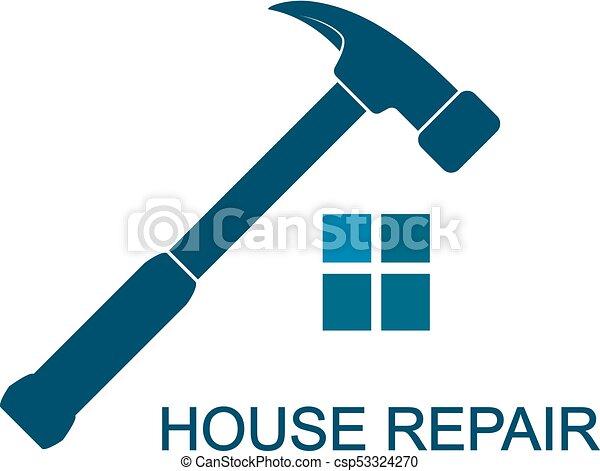 Simbolo de reparación de negocios - csp53324270