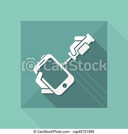 Reparación de teléfonos inteligentes - csp45721995
