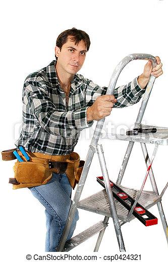Reparación de hogares - csp0424321