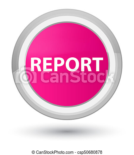Report prime pink round button - csp50680878